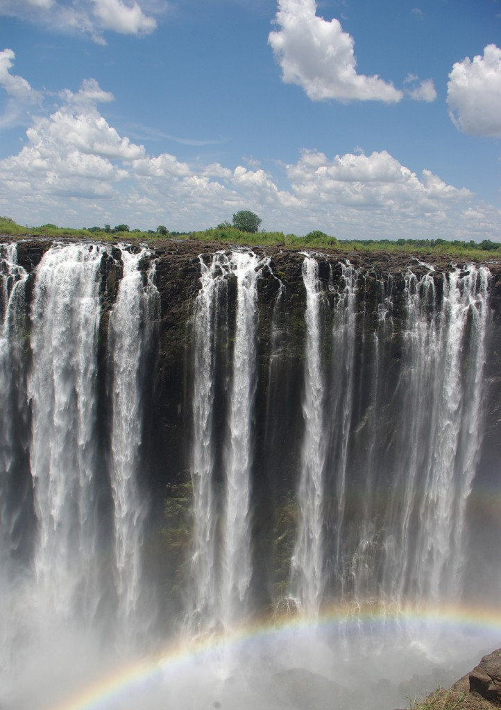 Victoria Falls in all her beauty!